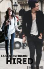 Fake girlfriend: Hired by fan-doms