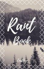 Rant Book by Zastify