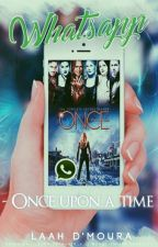 Grupo WhatsApp - Once Upon A Time by CaptnSSwan