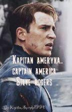 Kapitan ameryka.. captain america .. Steve rogers .. by KapitanAmeryka1994