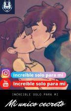mi único secreto. by Joharbertcoello7u7