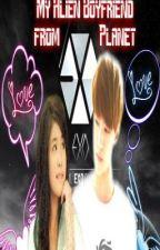 My Alien Boyfriend From Exo Planet by kimaeyeon
