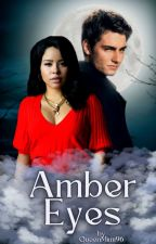 Amber Eyes || Matei Covaci by QueenMimi96