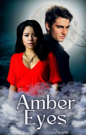 Amber Eyes {Matei Covaci ~ Wolfblood Fanfiction} by QueenMimi96