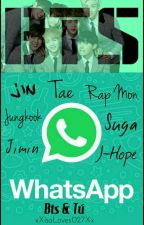 BTS Whatsapp by xXIsaLoves027Xx