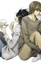 Death Note x Male!Reader by K-chann
