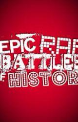 Epic Rap Battles by AlexandriaTrzos