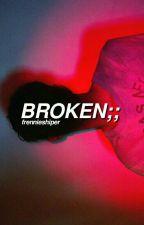 BROKEN ✏️Goldentrap by FrennieShiper