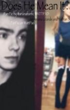 Does He Mean It? An Ariana Grande Fan Fiction With Nathan Skyes by arianafanfic