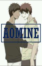 Aomine  by D0RITO