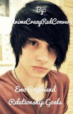 Emo boyfriend relationship goals by AnimeCrazyRedConvers