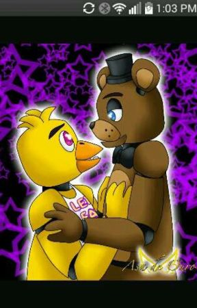 Fnaf Fanfictions (On Hold) by That_Boi_Jasper