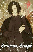 Severus Snape by Kurochan97