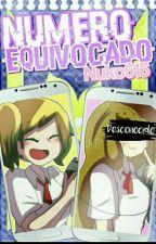 ¡Numero equivocado! ♡joy x chica♡ #FNAFHS  by -FabulousMangle-