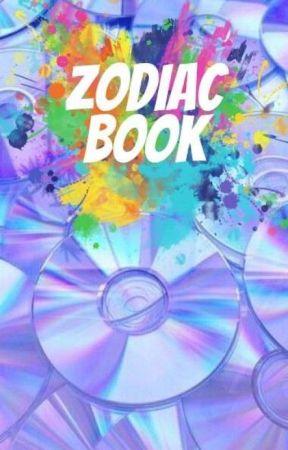 Zodiac Book by kpoplove5683