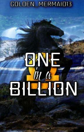 One in a Billion by Golden_Mermaid13