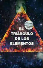 El triángulo de los elementos #BubbleGum2017 by acperez0103