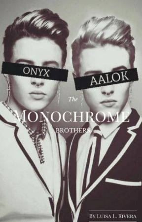 The Monochrome Brothers by sheisthenewthing