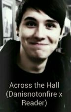 Across the Hall (Danisnotonfire x Reader) COMPLETED by Burger15