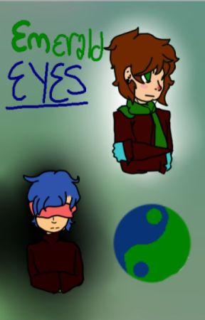 Emerald Eyes ~Vylante by amaaxinguni