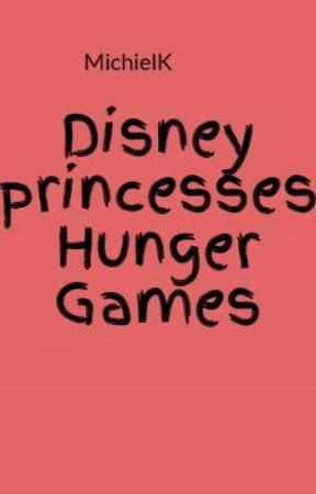 Disney princesses Hunger Games by MichielK