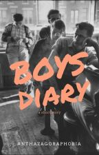Boys Diary by anthazagoraphobia