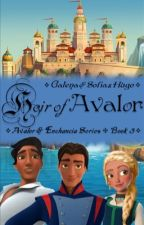 Heir of Avalor {Gen 2: Elena x Gabe, Naomi x Mateo}  ✧ Book 3 ✧ by happiest_place