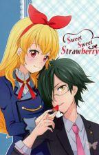 sweet sweet strawberry of love [Naoto X Ichigo] by lunanancyra