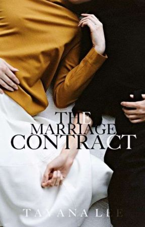The Marriage Contract ✔ by tavanalee