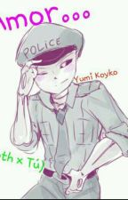 Amor... (L! goth x tu) by Yumi-Koyko