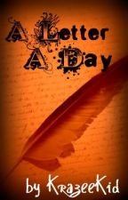 A Letter A Day by Nthabdeleng