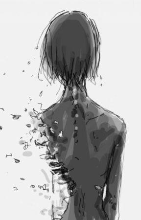 A Shattered Soul by littlewanderrerr