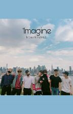 'Imagine ✖ BTS by blackrubbi