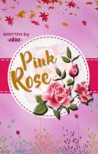 Pink Rose by -ekra-