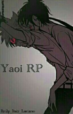 Yaoi RP by 2p_Italy_Luciano