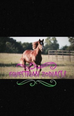 Equestrian Zodiac by That_Horse_Freak