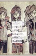 Of Cat Eyes and Shadowhunter Marks by dragonis