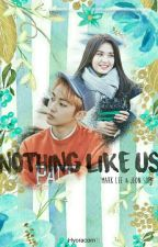 Nothing Like Us • Mark Lee + Jeon Somi by Hyoracorn11