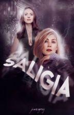 SALIGIA ♔ marvel by jeansgrey