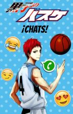 Kuroko No Basket: ¡Chats! by mirandanime