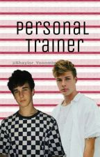 Personal Trainer [Bunter] by Shaylor_Yoonmin