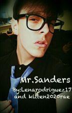 Mr. Sanders (Logic/Logan x Reader) [ON HOLD UNTIL FURTHER NOTICE] by Lenarodriguez17