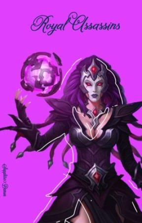 Royal Assassins ( Assassination Classroom x Fairy Tail ) by Sapphire_Demon