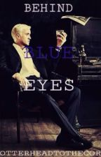 Behind Blue Eyes by DreamyDoodles