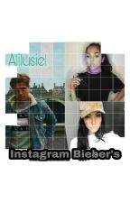 Instagram Bieber's  by Alilusiel
