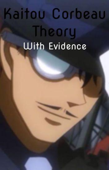 Kaitou Corbeau Theory with evidence