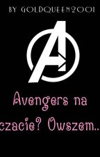 Avengers na chatcie? Możliwe. by GoldQueen2001