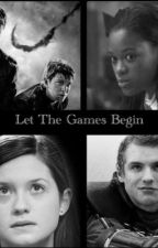 The Murdering of Magic: A Harry Potter/Hunger Games Fanfiction by PeaceLoveHJH