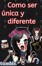Como ser única y diferente bien darks by -yelyahwilliams