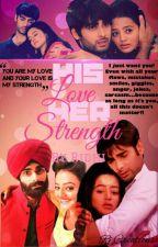 Swasan- His Love Her Strength by ridhi_gupta